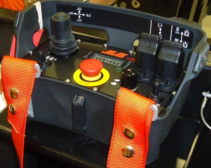 JLG Remote Control Telehandler Boom