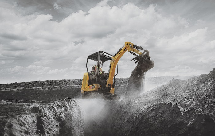 Introduced in February, the 1.8-ton LiuGong 9018F is the first of the company's F-series excavators to reach North America. With an undercarriage that retracts from 51 inches to 39 inches, the machine also has a closed cab version that is 5 feet 4 inches tall.