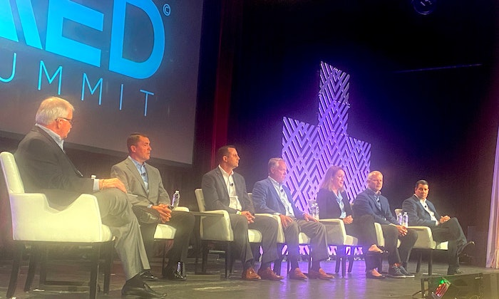 AED's OEM panel during its 2021 annual Summit.