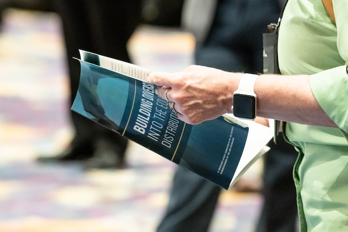 The 'Building Diversity into the Equipment Distribution Industry' report was released during AED's recent Summit meeting.