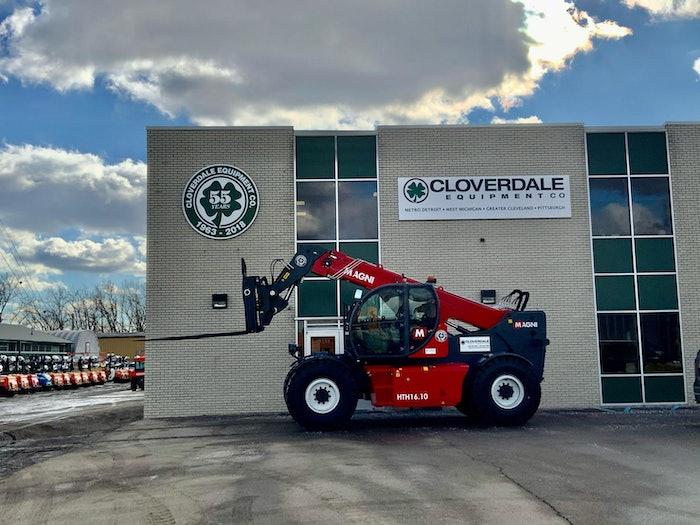 Cloverdale equipment co