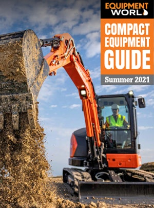 equipment world compact equipment guide summer 2021