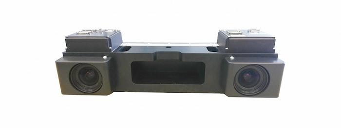 Chromasens 3DPIXA RI road inspector camera