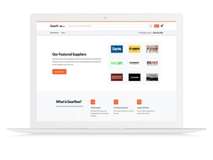 gearflow homepage