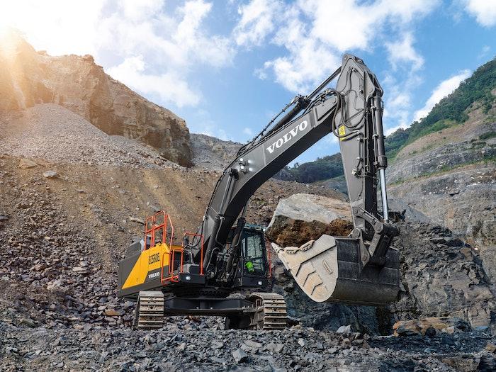 Volvo Construction Equipment Excavator