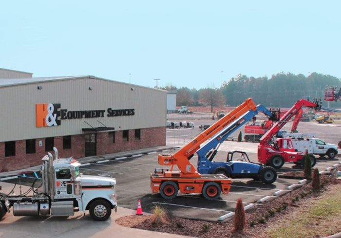 he equipment services