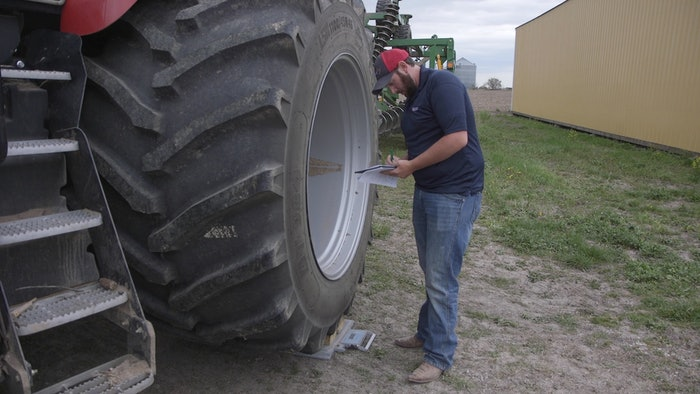 Ballast measurements