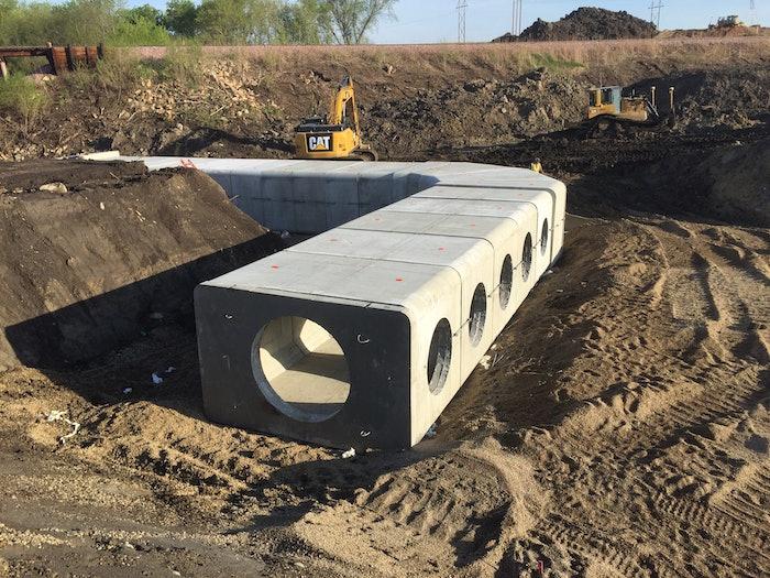 box culvert I-90 project award