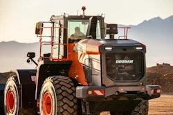 Doosan DL420-7 wheel loader