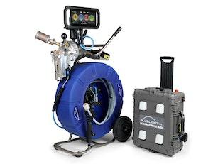 HammerHead's Bluelight CIPP system