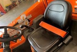 jlg seat