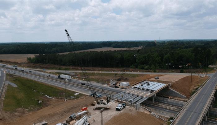 NCDOT I-95 widening