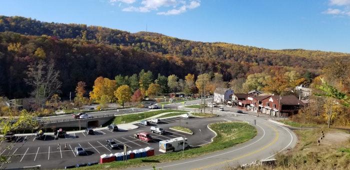 pennsylvania multimodal project Ohiopyle park