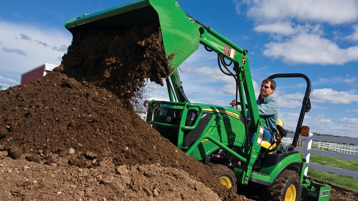 Implements add versatility to tractors
