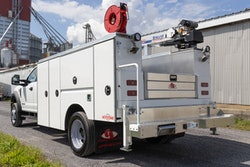 Keystone Pro truck body