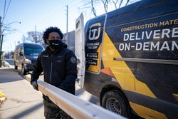 Toolbx delivery driver with van
