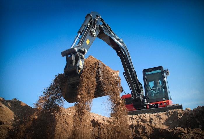 Eurocomach excavator