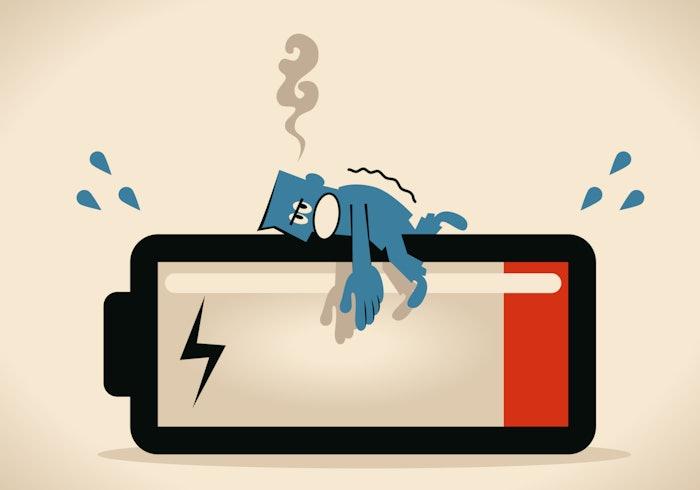 draining battery life