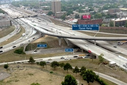 Reconstructed I-35W completed Minneapolis