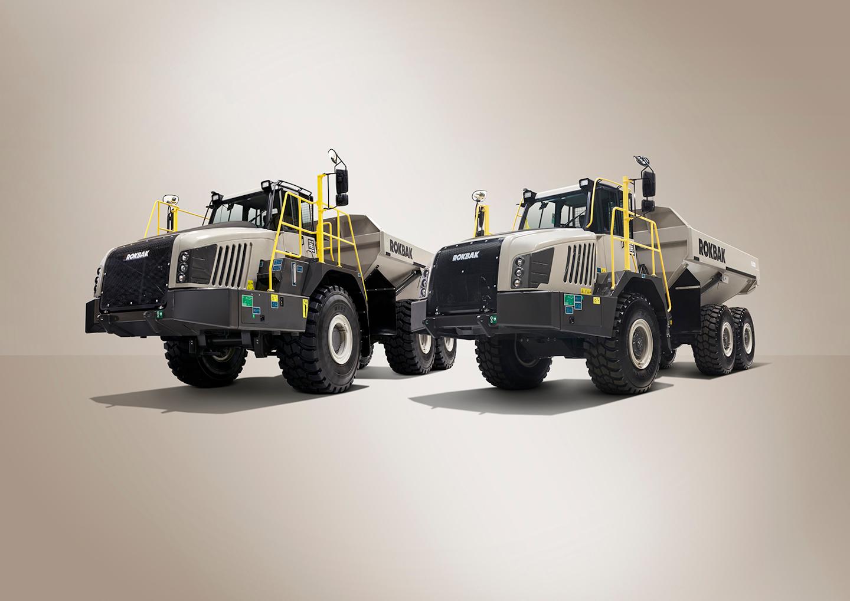 Rokbak RA30 and RA40
