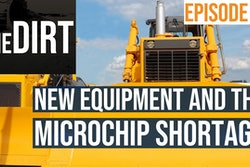 new equipment and the microchip shortage