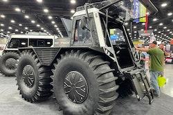 Fat Truck pickup model