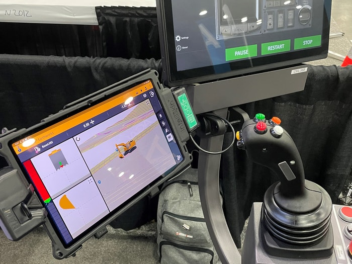 CM Labs Integrates with Trimble Earthworks