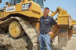 Matt Pruss, Equipment World's 2021 Contractor of the Year.