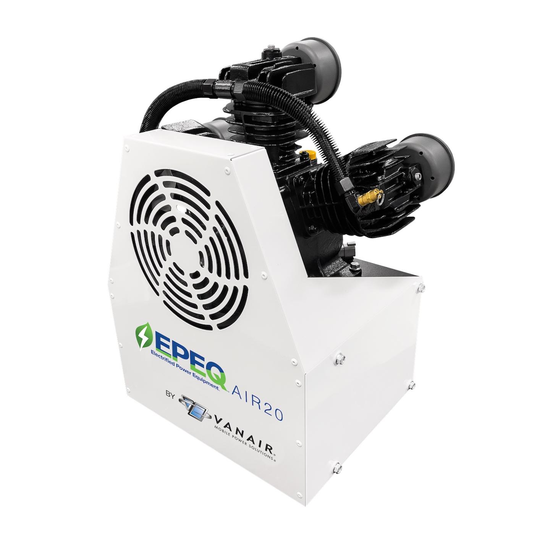 Vanair EPEQ Air20 air compressor