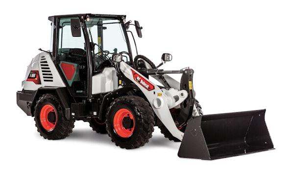 Bobcat L65 compact wheel loader