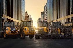 Volvo Construction Equipment Q3 2021 Sales